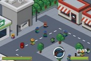 Minecraft Zombie Survival